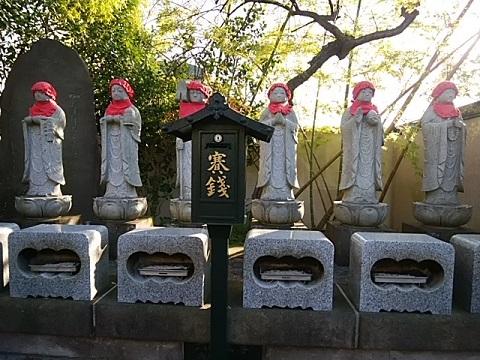慶岸寺六地蔵