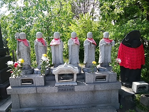 金剛寺六地蔵