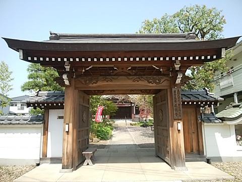 正楽寺山門