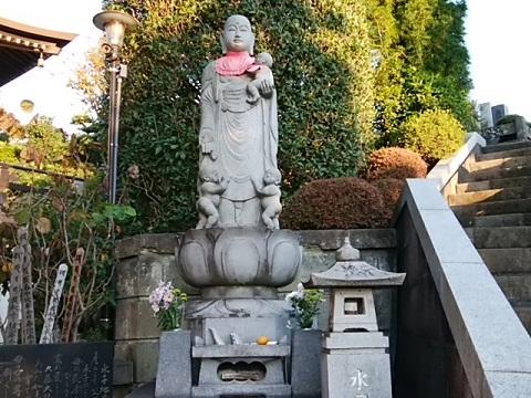 宗泉寺水子子育地蔵