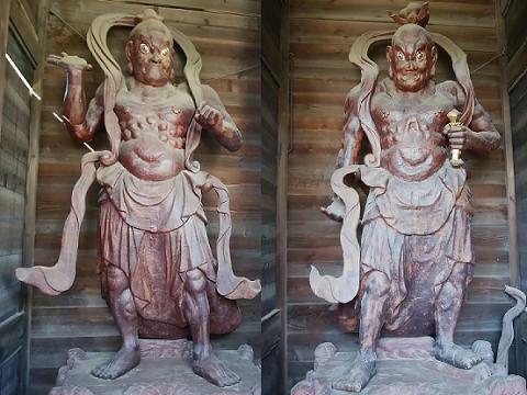 東福寺仁王像