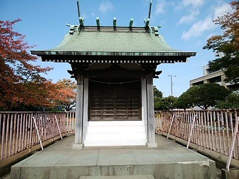 伊勢山神社