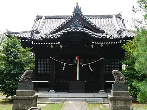 末吉愛宕神社