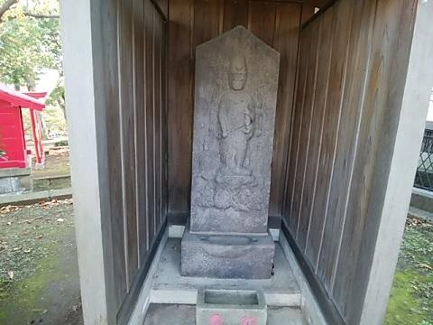熊野神社庚申塔