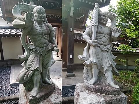 観福寺仁王像