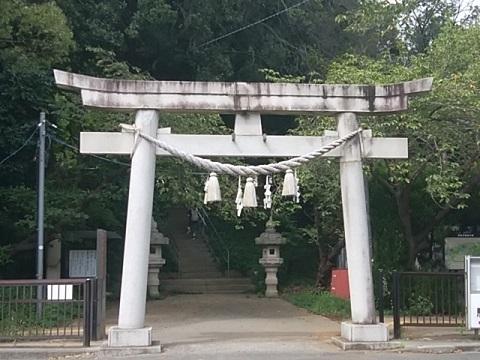 鉄神社鳥居