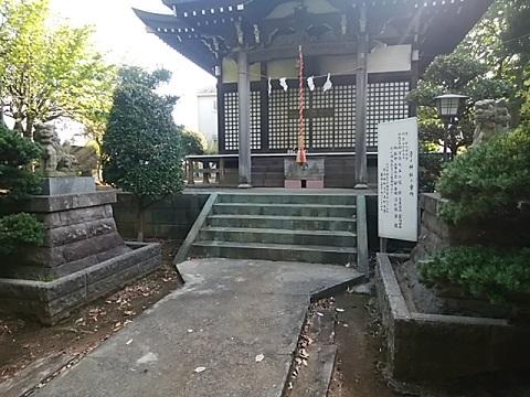 子ノ神社狛犬