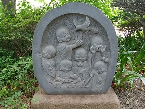 浄慶寺六地蔵