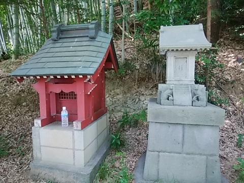 山王神社前稲荷
