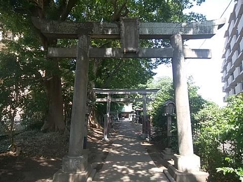 住吉神社鳥居