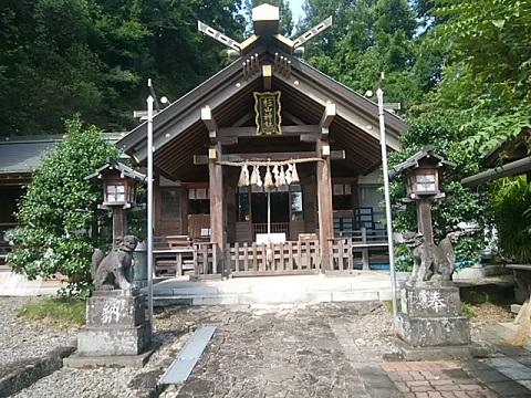 新羽杉山神社