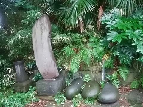 大曽根八幡力石
