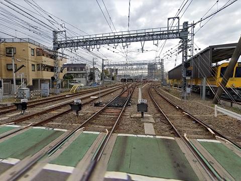 京浜急行新町検車区