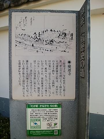 わが町かながわ50選慶運寺