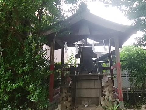 横浜一之宮神社稲荷社