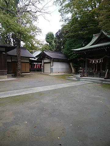 常楽寺と春日神社