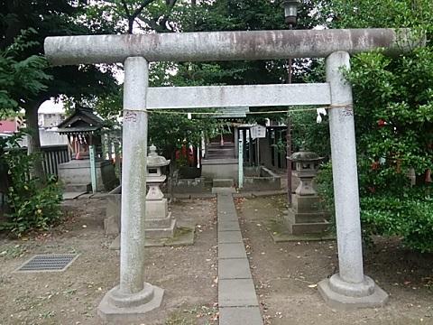中島八幡神明社