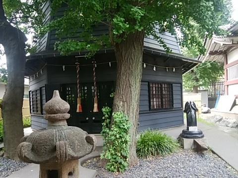 若宮八幡宮金神社