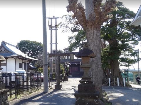 羽沢神明社