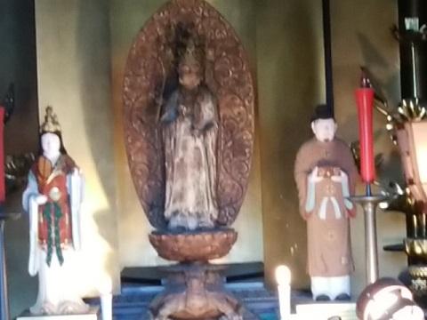 慶運寺聖観音
