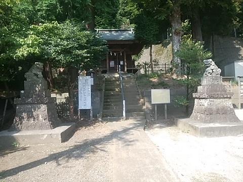 十二神社狛犬