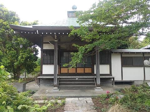 旧城寺観音堂