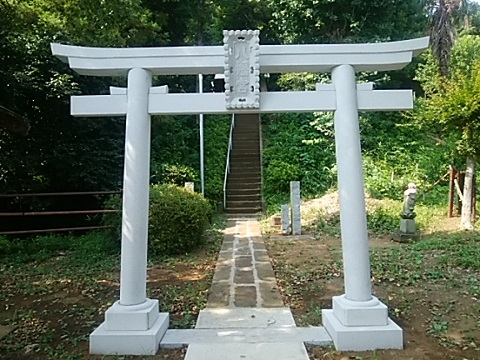 和田八幡宮鳥居
