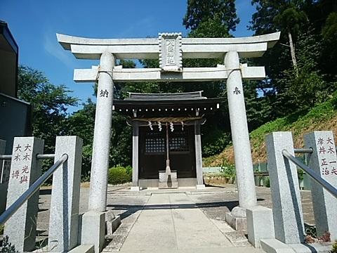 八雲神社鳥居
