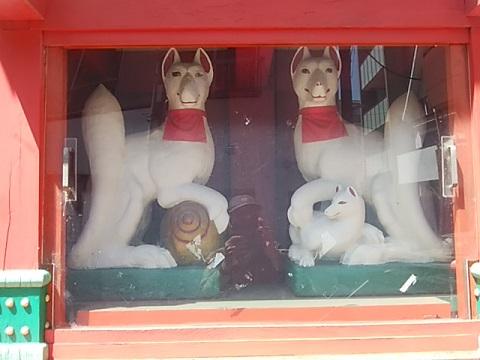 京浜伏見稲荷狐