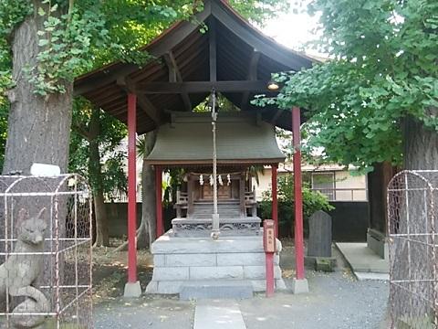 大戸神社稲荷社