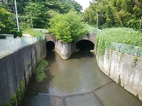 平瀬川トンネル