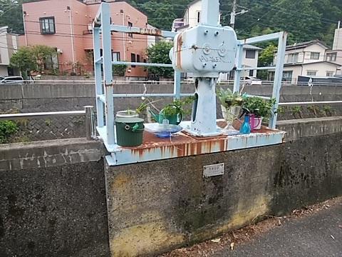矢上川水門