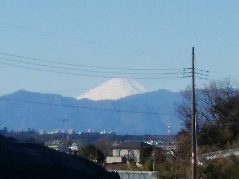 東方町富士山