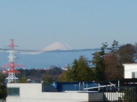 日吉本町5-74富士山