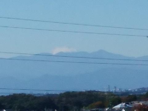 犬蔵3丁目(横浜市境)富士山