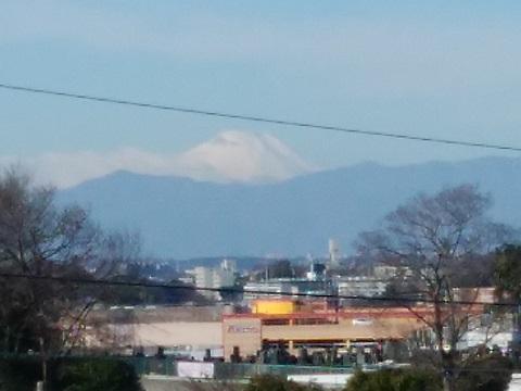 梶山2-3富士山