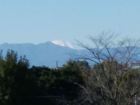 片平公園富士山