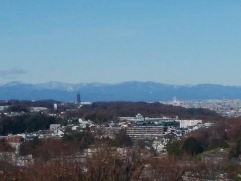桝形山展望台奥多摩・奥秩父