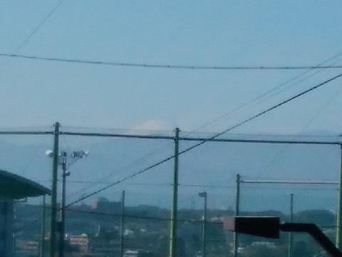 横浜商科大学富士山