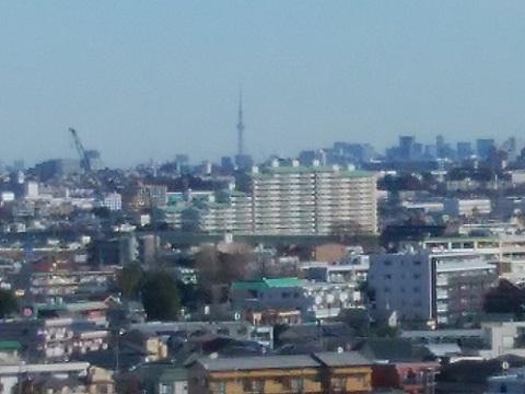 桝形山展望台