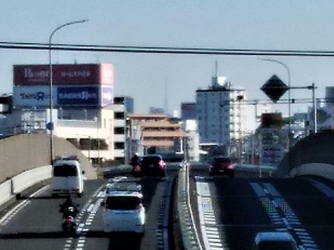 246号溝口第三歩道橋