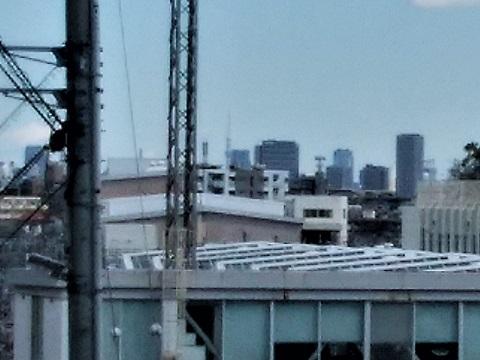 鷺沼駅付近