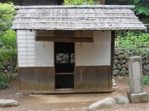 菅の船頭小屋