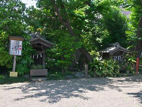日枝神社庚申塔