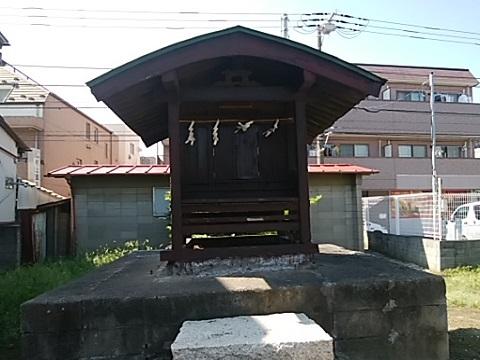 市場熊野神社五社大明神