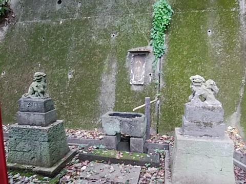駒岡八幡神社狛犬