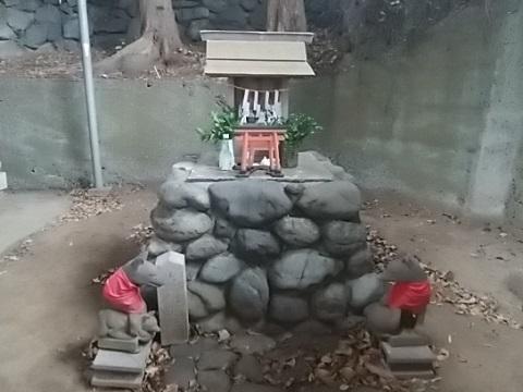 寺谷熊野神社境内社