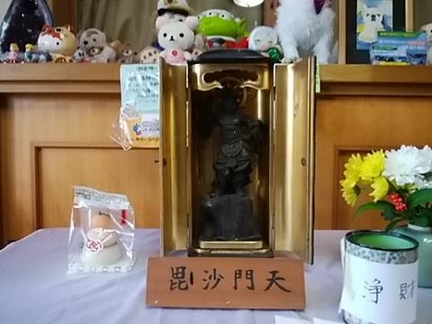 東福寺毘沙門天